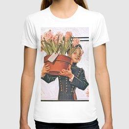 12,000pixel-500dpi - Joseph Christian Leyendecker - Bell Boy With Hyacinth - Digital Remastered T-shirt