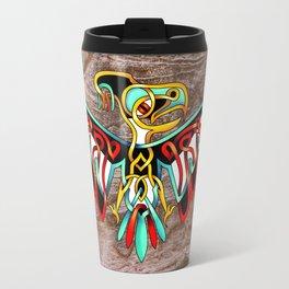 Thunderbird-knot Travel Mug