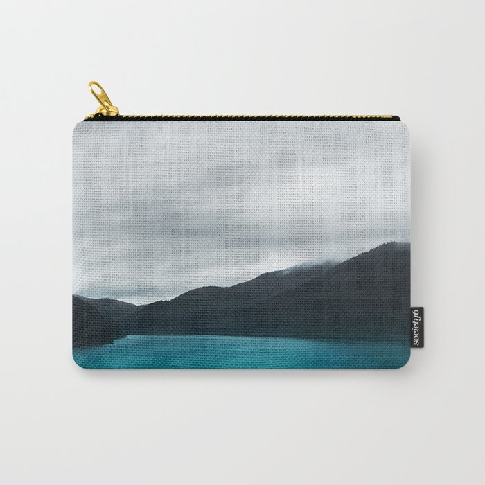 The Waters And The Wild Carry-All Pouch