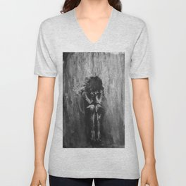 Darkness Unisex V-Neck