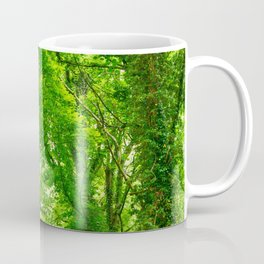 Tunnel Of Trees Coffee Mug
