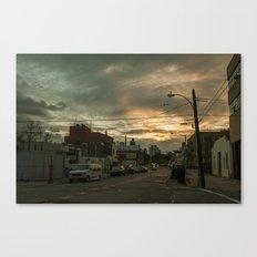 Astoria, New York City Canvas Print
