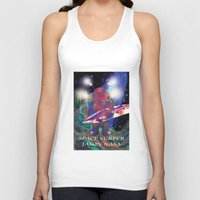 surfing Tank Tops featuring surfing by jackybong629