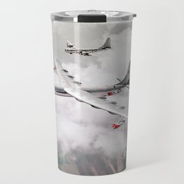 Convair Crusader - Nuclear Powered Bomber - 1955 Travel Mug
