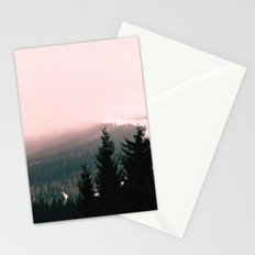 Pine forest Stationery Cards