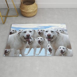 Just a Happy Dog 3. Rug