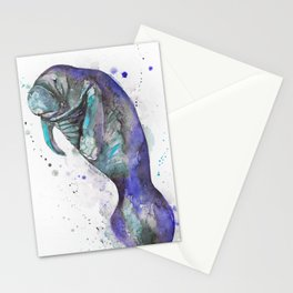 Manatee Stationery Cards