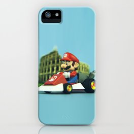 Super Mario: the homecoming iPhone Case