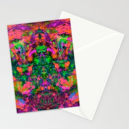 Nausea 1969 IV (Ultraviolet) Stationery Cards