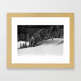 Eddie Soars Framed Art Print