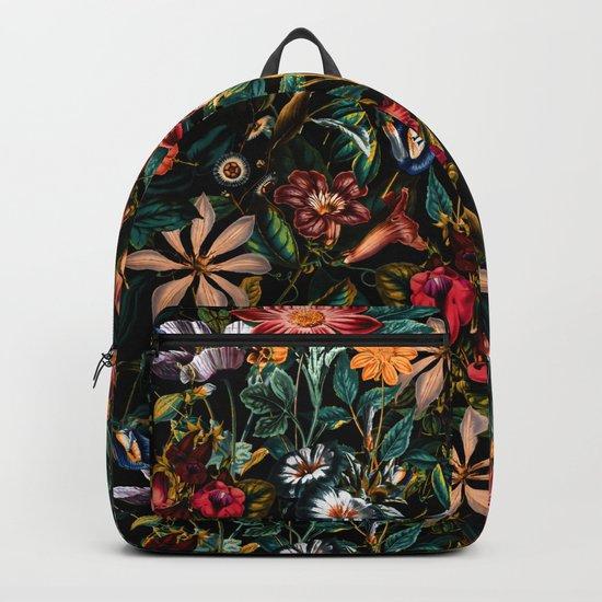 NIGHT-GARDEN-XXIV Backpack