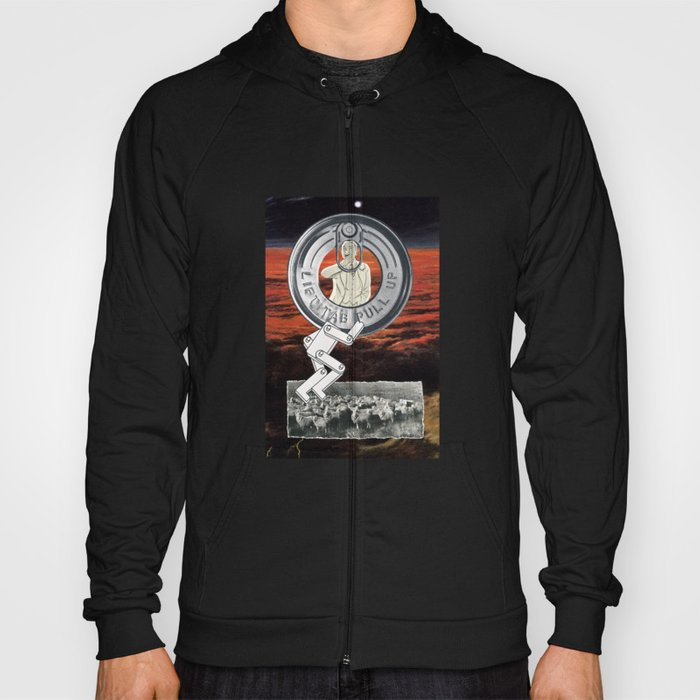 Where Is The Age Of Reasoning Now ? Hoody