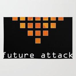 Ersebiassa - future attack Rug