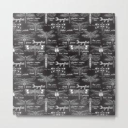 Dragonfly Metal Print