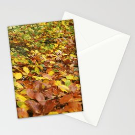 Chlorophyll Breaking Stationery Cards