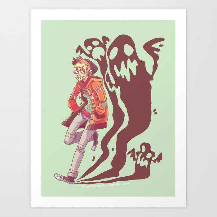 give me something i would kill for Art Print