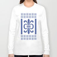 portugal Long Sleeve T-shirts featuring Portugal #3 by Rafael CA