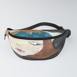 Her mighty protector Fanny Pack