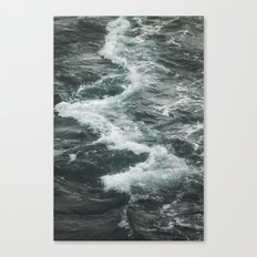 Of The Sea Canvas Print