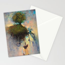 the hiding place Stationery Cards