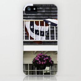 New England iPhone Case