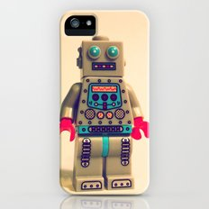 Robot 2000 iPhone (5, 5s) Slim Case