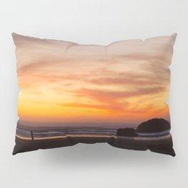 Sunset Watchers Pillow Sham