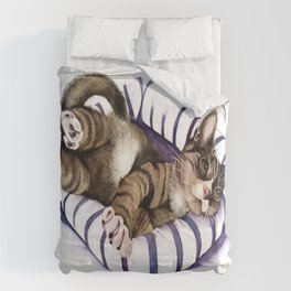 A Good Fit! Comforters