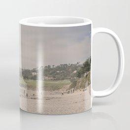 Carmel-by-the-sea beach Coffee Mug