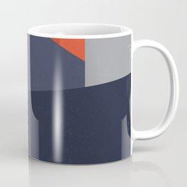Minimal Urban Landscape Coffee Mug