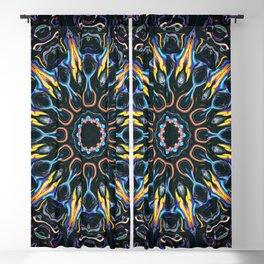 Night Sun Mandala Blackout Curtain