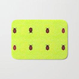 Ladybird March Bath Mat