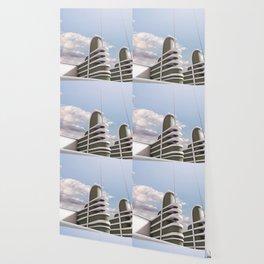 PAN PACIFIC AUDITORIUM COLOR Wallpaper