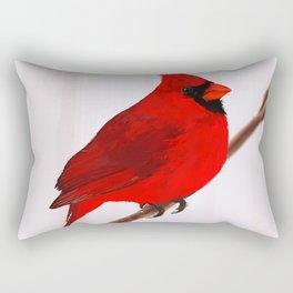 Cardinal Rectangular Pillow