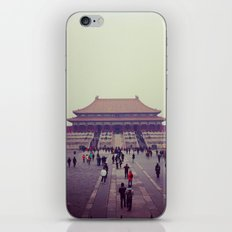 The Forbidden City iPhone & iPod Skin