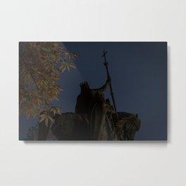 Castilla, la oscura. Metal Print