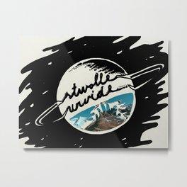Stwolle Wwide Metal Print