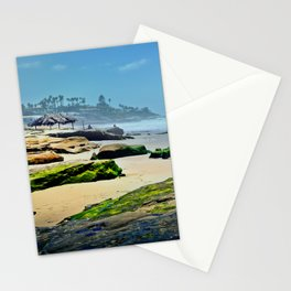 Emerald Rocks Stationery Cards