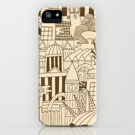 London UK iPhone Case