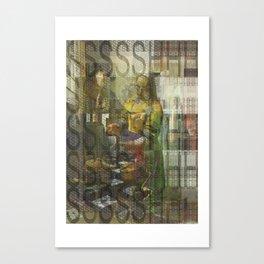 SSSHH03 Canvas Print