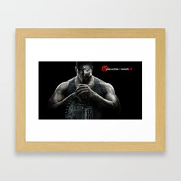 Gears Of War 13 Framed Art Print