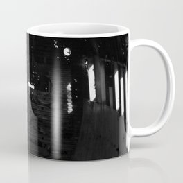 Wrecked plane Coffee Mug