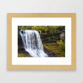 Dry Falls #2 Framed Art Print