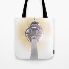 Berlin Love Tote Bag