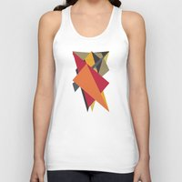 arrows Tank Tops featuring Arrows by Robert Cooper