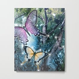 """Transformation"" by Visionary Artist Carolyn Quan Metal Print"