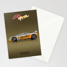 1995 McLaren F1 GTR #01R Prototype #59 Stationery Cards
