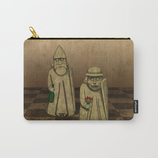 Playing for Peace Carry-All Pouch