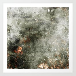Abstract XIV Art Print