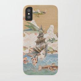 Sea dream iPhone Case